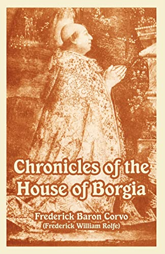 9781410225085: Chronicles of the House of Borgia