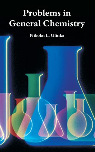 9781410225894: Problems in General Chemistry