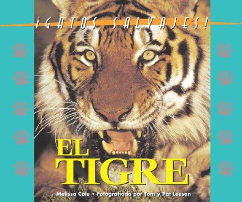 9781410300027: Gatos Salvajes Del Mundo (Wild Cats of the World) - El Tigre (The Tiger)
