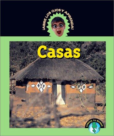 9781410300270: Casas (Abre Los Ojos Y Aprende/Eyeopeners)
