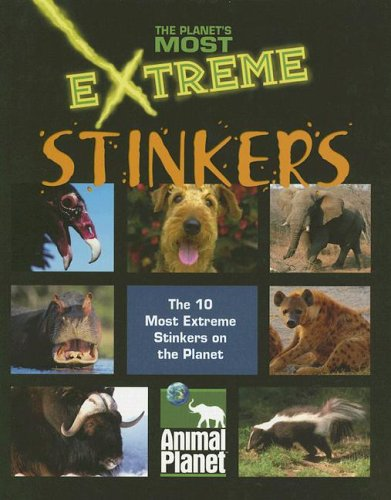 The Planet's Most Extreme - Stinkers: Woodward, John