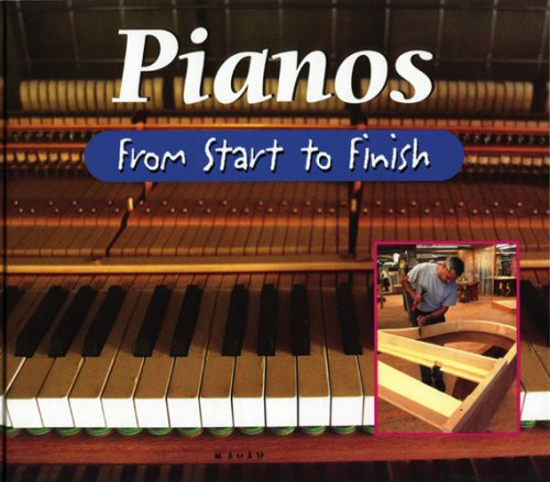 Made in the USA - Pianos: Currie, Stephen