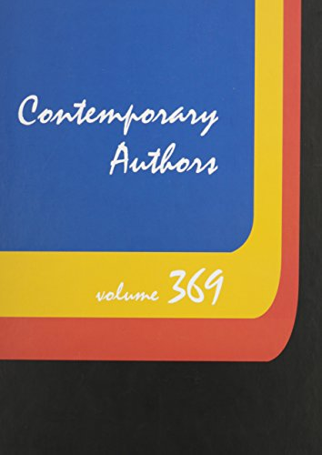 Contemporary Authors: A Bio-Bibliographical Guide to Current Writers in Fiction, General Nonfiction...