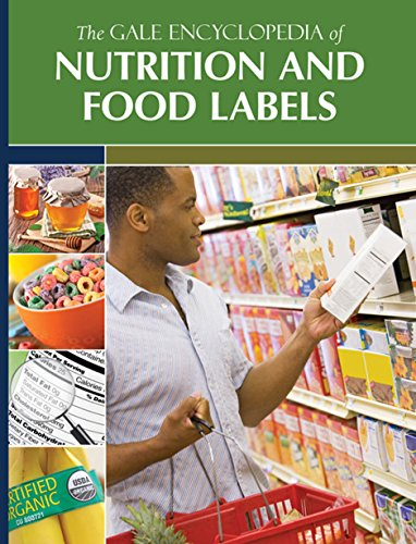 9781410338921: The Gale Encyclopedia of Nutrition And Food Labels (Gale Ency Nutrtn & Food Labels)