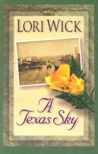 9781410400130: A Texas Sky (A Yellow Rose Trilogy #2)