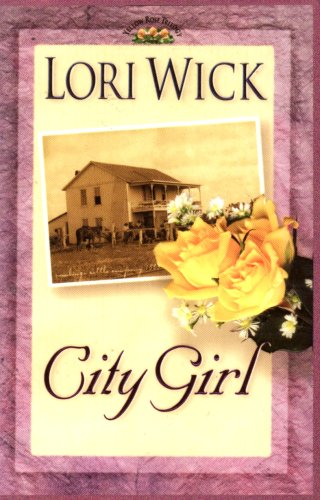 9781410400178: City Girl (A Yellow Rose Trilogy #3)