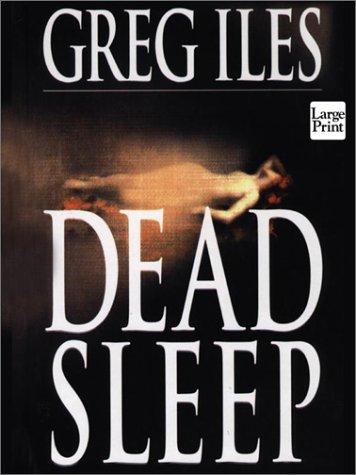 9781410400536: Dead Sleep (Wheeler Large Print Press (large print paper))