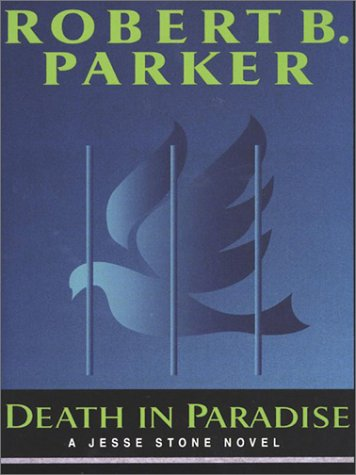 9781410400543: Death in Paradise (Walker Large Print Books)