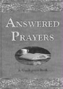 9781410400574: Answered Prayers (Walker Large Print Books)