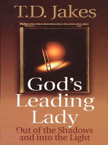 9781410400581: God's Leading Lady (Walker Large Print Books