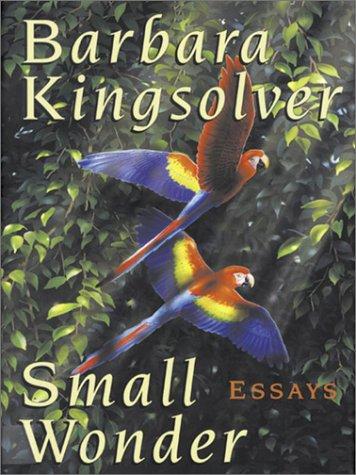 9781410400918: Small Wonder (Walker Large Print Books)
