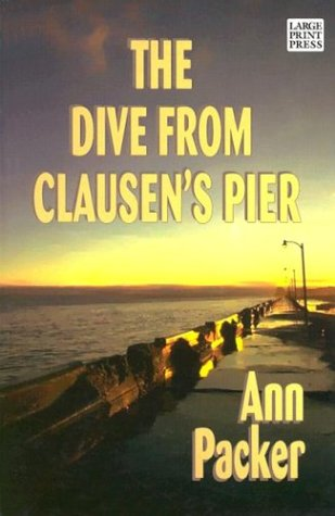 9781410400932: Large Print Press - The Dive From Clausen's Pier
