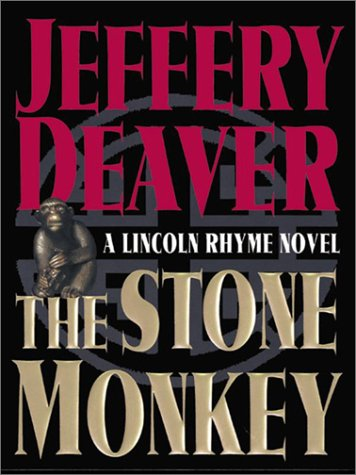 9781410400963: The Stone Monkey: A Lincoln Rhyme Novel