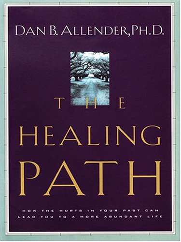9781410401366: The Healing Path PB (Walker Large Print Books)