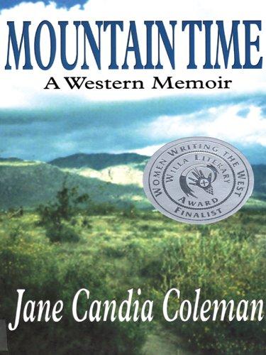9781410401502: Mountain Time: A Western Memoir (Five Star Western) (Five Star Western) (Five Star Westerns)