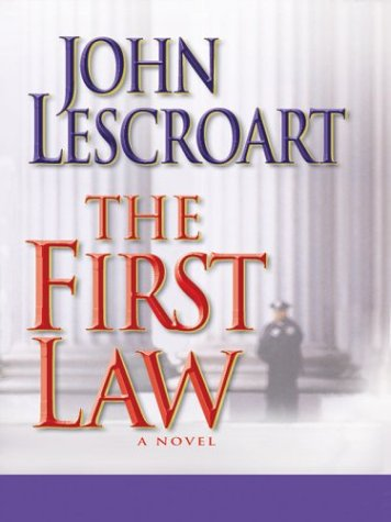 9781410401717: Large Print Press - The First Law