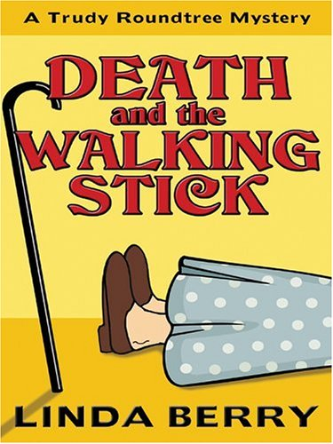 9781410402097: Death and the Walking Stick (Five Star First Edition Mystery)