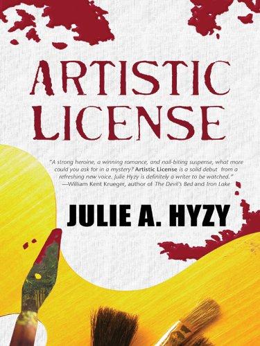 Artistic License: Hyzy, Julie A.