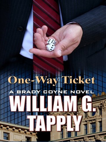 9781410402813: One-Way Ticket (Thorndike Press Large Print Mystery Series)