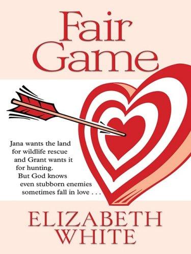 9781410402875: Fair Game (Thorndike Christian Romance)