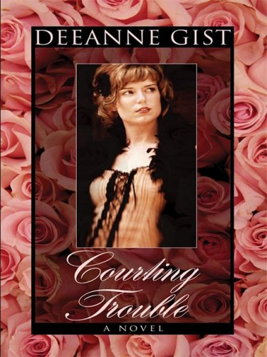 9781410402912: Courting Trouble (Thorndike Press Large Print Christian Historical Fiction)