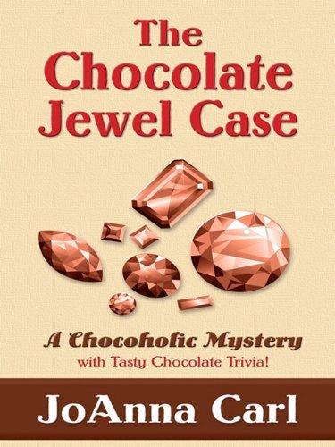 9781410403094: The Chocolate Jewel Case (Chocoholic Mysteries, No. 7)