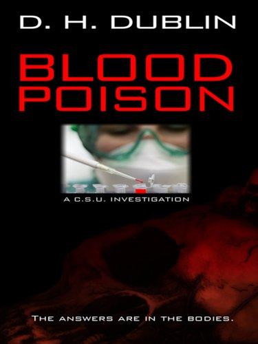 9781410403193: Blood Poison (Thorndike Large Print Crime Scene)