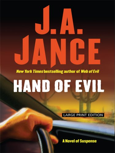 9781410403216: Hand of Evil (Thorndike Press Large Print Basic Series)