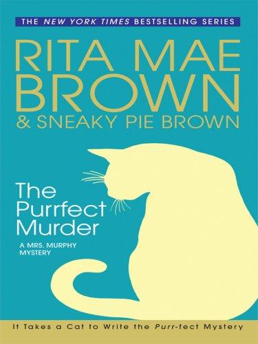 9781410403261: The Purrfect Murder (Basic)