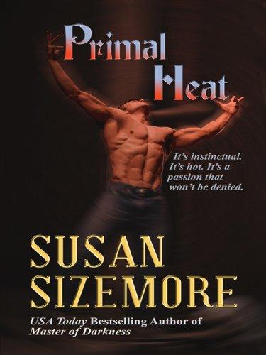 9781410403353: Primal Heat (Thorndike Press Large Print Romance Series)