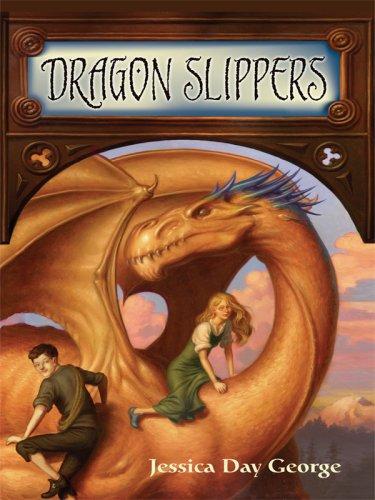 9781410403377: Dragon Slippers (Thorndike Press Large Print Literacy Bridge Series)