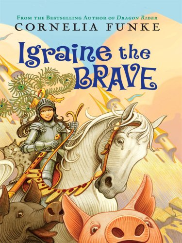 9781410403414: Igraine the Brave (Thorndike Literacy Bridge Middle Reader)