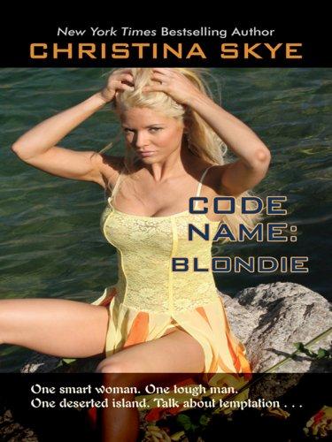 9781410403551: Code Name: Blondie (Thorndike Romance)
