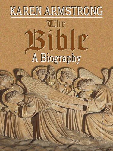9781410403780: The Bible: A Biography (Thorndike Press Large Print Nonfiction Series)
