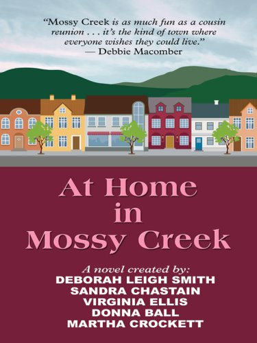 9781410403896: At Home in Mossy Creek (Mossy Creek Hometown)