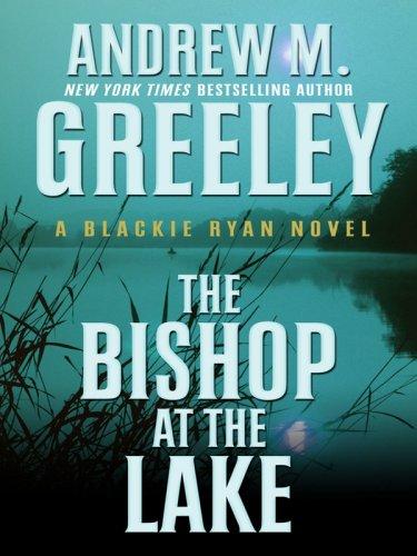 9781410404114: The Bishop at the Lake: A Blackie Ryan Story (Thorndike Press Large Print Mystery Series)