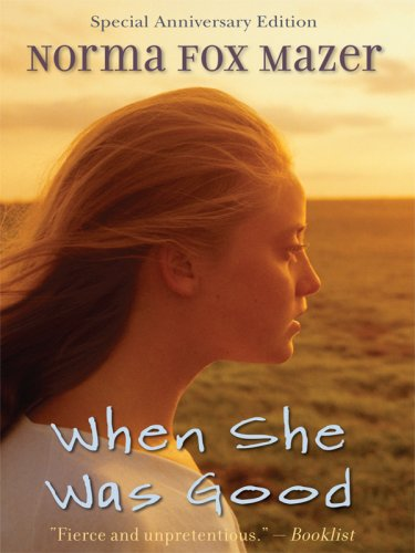 9781410404381: When She Was Good (Thorndike Literacy Bridge Young Adult)