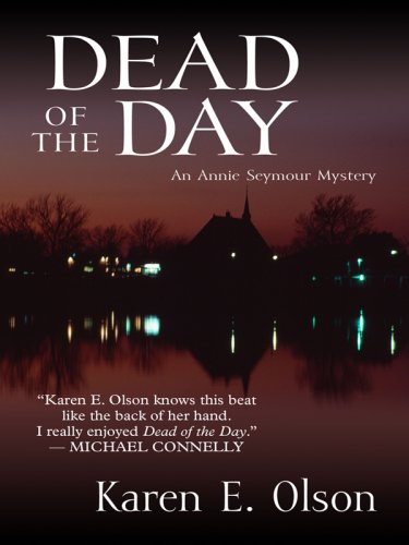 9781410404459: Dead of the Day (Thorndike Press Large Print Mystery Series)