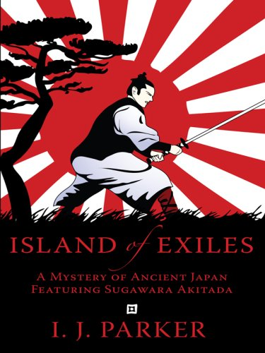 9781410404718: Island of Exiles: A Mystery of Early Japan (Historical Fiction)