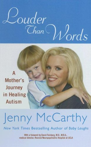9781410404732: Louder Than Words: A Mother's Journey in Healing Autism (Thorndike Nonfiction)