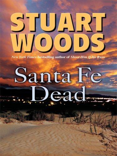 9781410404794: Santa Fe Dead (Basic)