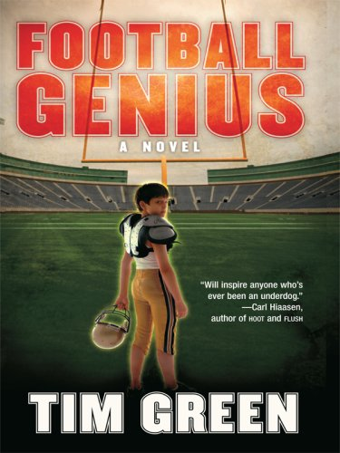 9781410404978: Football Genius (Thorndike Literacy Bridge Young Adult)