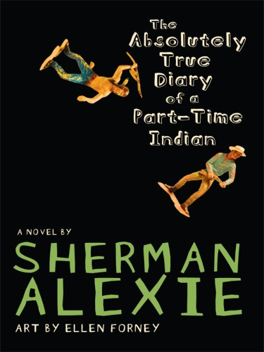 9781410404992: The Absolutely True Diary of a Part-time Indian (Thorndike Press Large Print Literacy Bridge Series)