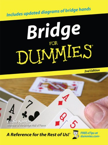 9781410405036: Bridge for Dummies (Thorndike Large Print Health, Home and Learning)