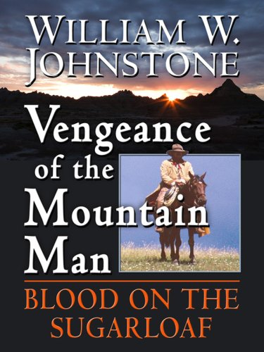 9781410405210: Vengeance of the Mountain Man (Thorndike Western I)