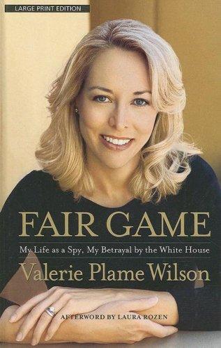 9781410405425: Fair Game (Thorndike Nonfiction)