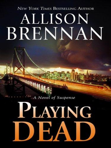 9781410405456: Playing Dead (Prison break Trilogy: Thorndike Press Large Print Basic Series)