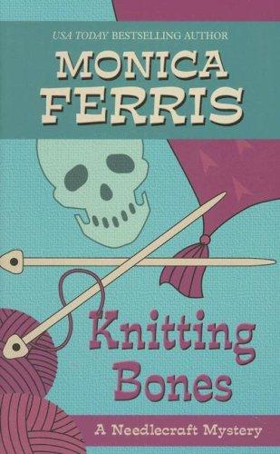 9781410405487: Knitting Bones (Thorndike Press Large Print Mystery Series)