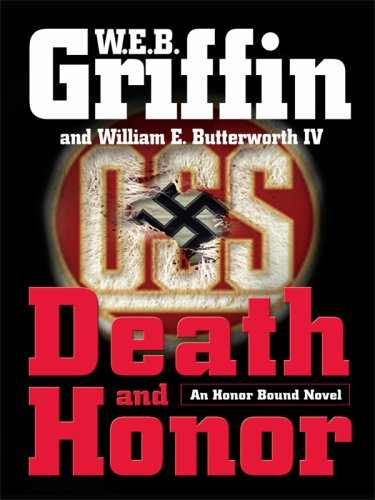 9781410405609: Death and Honor (Thorndike Core)