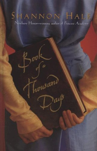 9781410405821: Book of a Thousand Days (Thorndike Press Large Print Literacy Bridge Series)